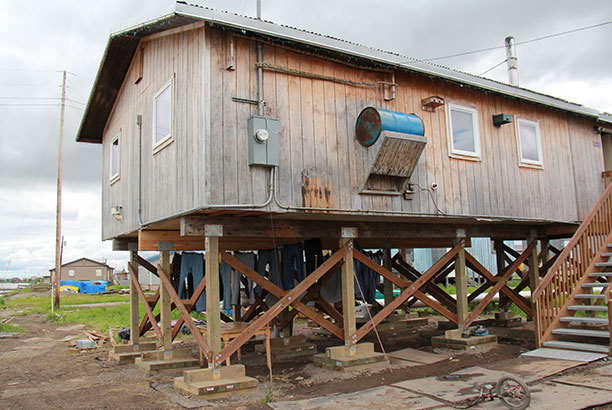 Log Cabin Site