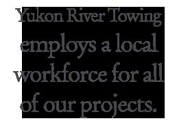 Yukon River Towing